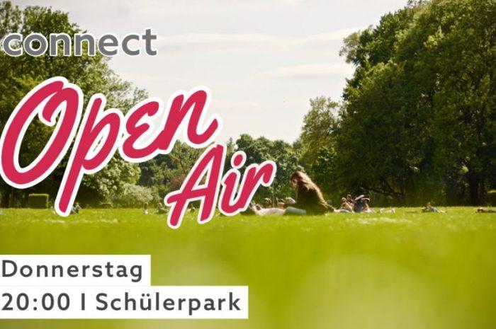 Open Air Gottesdienst am Donnerstag