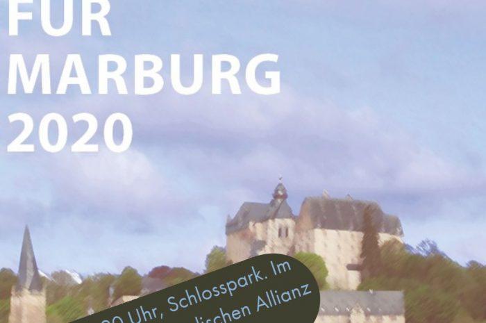 Gebet für Marburg