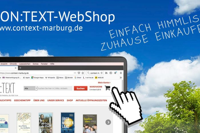 """Con:Text: """"Click & Collect"""" oder """"Click & Delivery"""""""