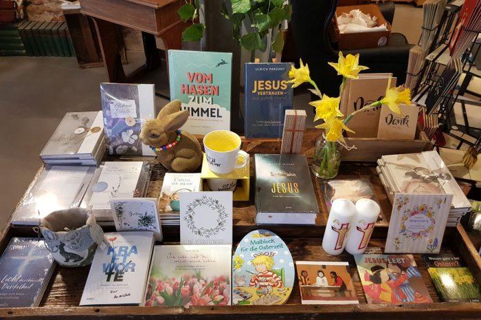 Con:Text: Frühling, Ostern und noch mehr …