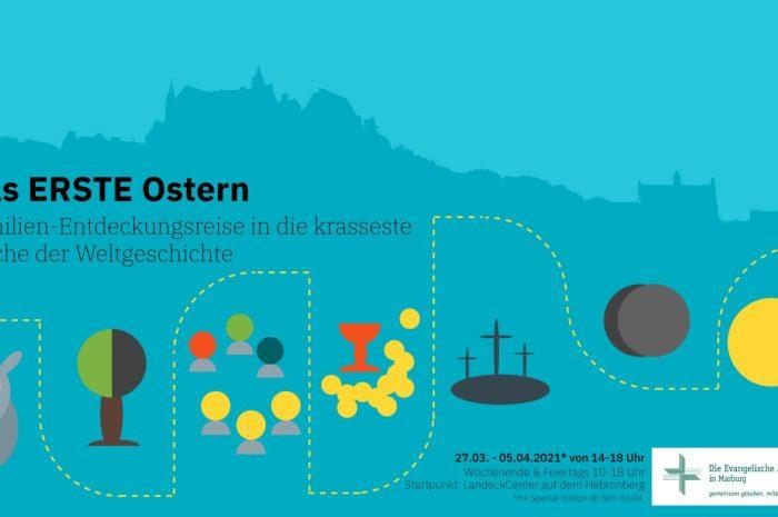 Interaktiver Osterweg in Wehrda