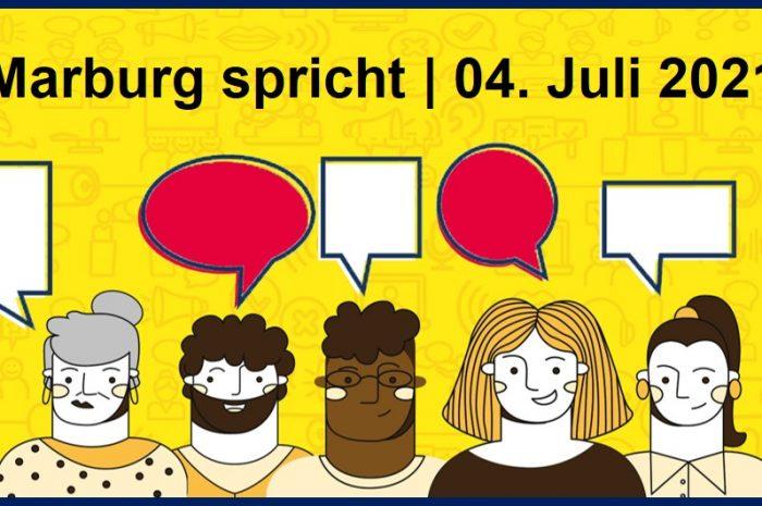 Marburg spricht