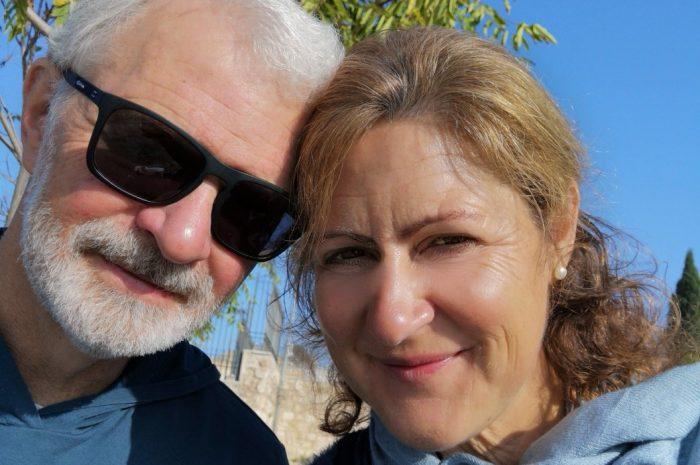 Nachrichten von Michael und Elsa aus Jerusalem
