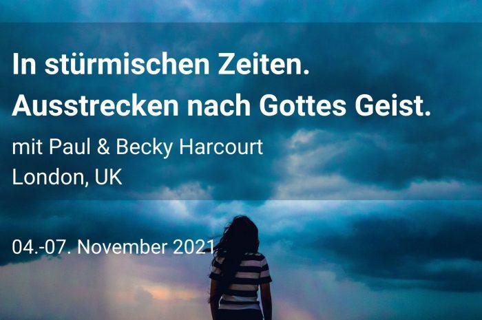 CT-Seminar: In stürmischen Zeiten. Ausstrecken nach Gottes Geist.